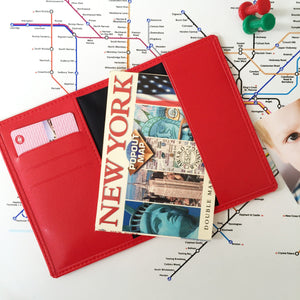 Best Stories Personalised Passport Holder-Gift-Betsy Benn