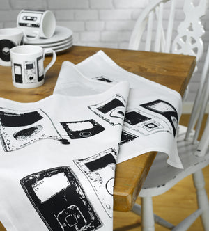Tea Towel - Clearance MP3 Tea Towel