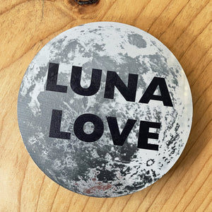 Mini Moon Personalised Wall Plaque-Betsy Benn