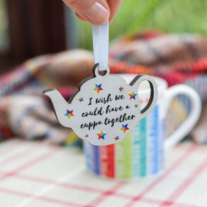 Hug In A mug Post Direct Bestie Gift (with tea and biscuits!)