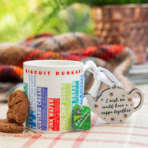 Hug In A mug Post Direct Bestie Gift (with tea and biscuits!)-Betsy Benn