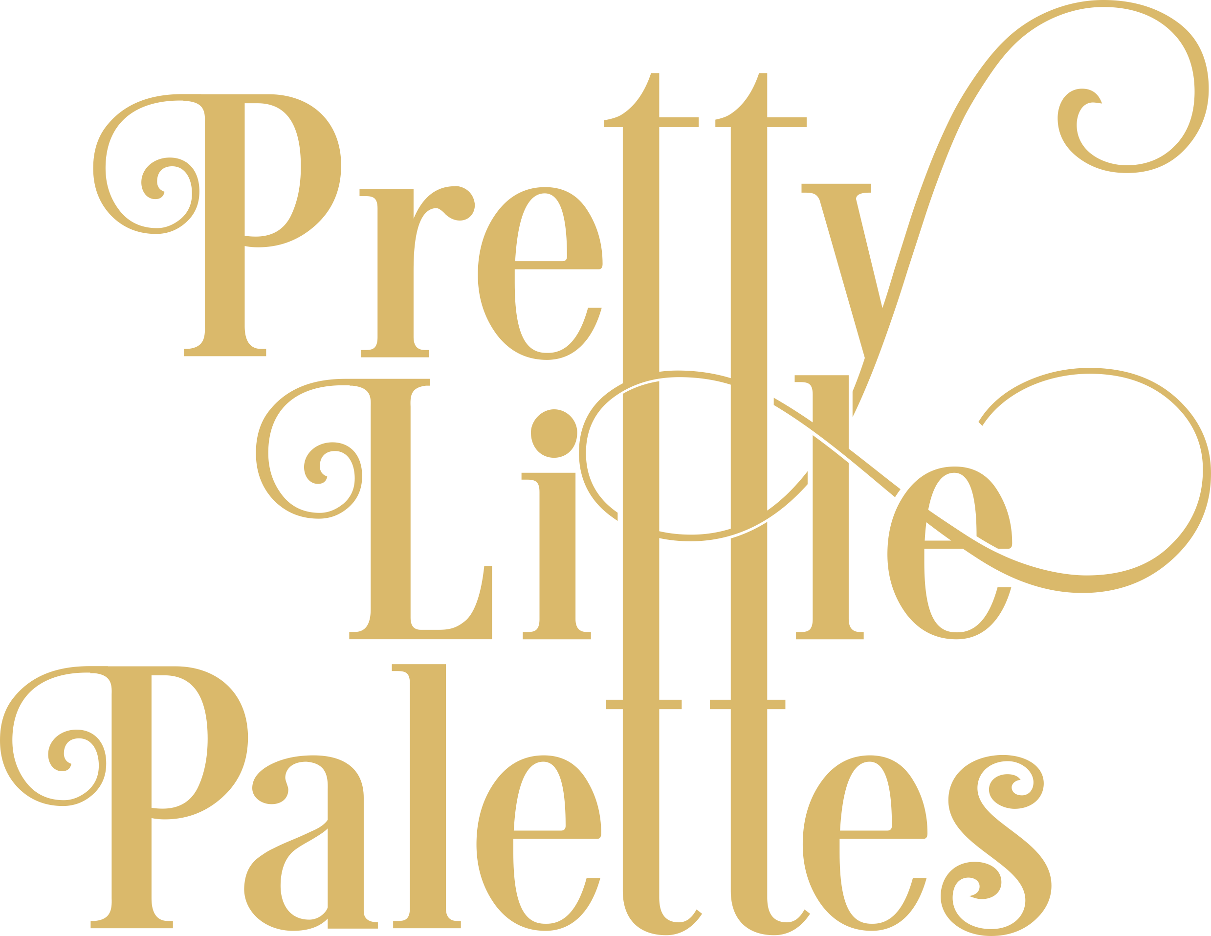 Pretty Little Palettes