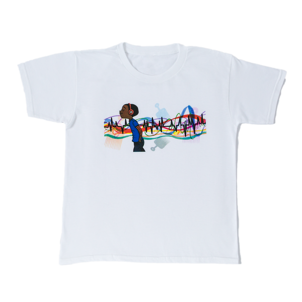 Music Kid Boys Tshirt