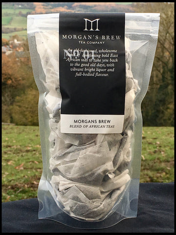 Morgans Brew Tea (Blend of East African Tea Bags)
