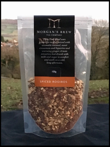 Spiced Rooibos 100g