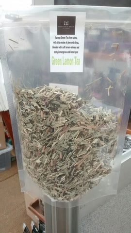Green Man (Green & Lemongrass Tea) 100g