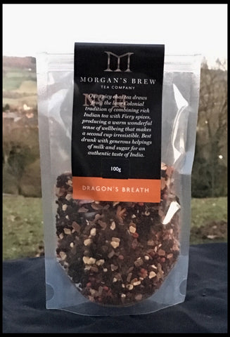 Dragons Breath (Chai Black Tea) 100g