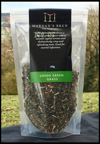 Green Green Grass ( Chinese Yunnan Green Tea) 100g