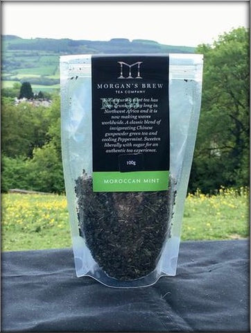 Moroccan Mint 100g