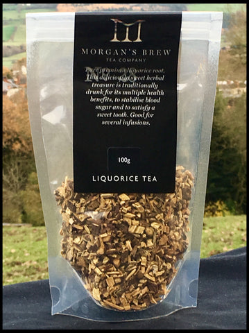 Liquorice Tea (Herbal Infusion) 100g