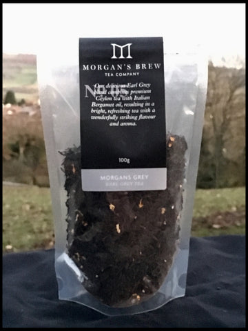 Morgans Grey 100g