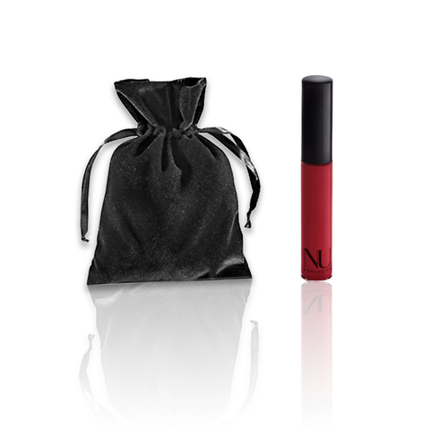 SEDUCTION & BLACK VELVET POUCH