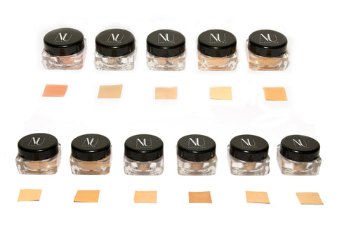 Foundation Sample Pack – LIGHT