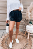 Side Striped Active Shorts