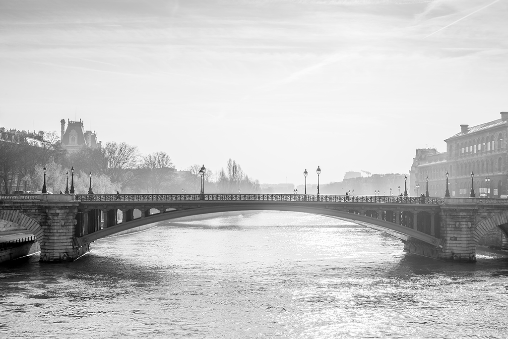 Paris Early In The Morning