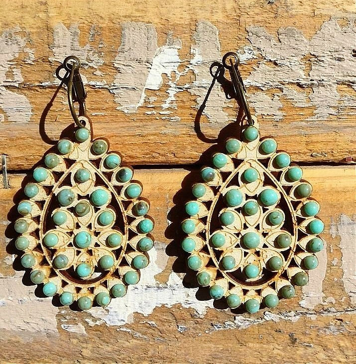 The Santa Rosa Earring