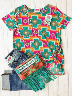 The Knotty Tribal Top