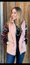The Blush Baltimore Vest