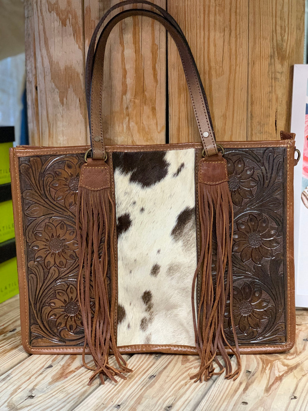 The Rodeo Secretary Bag