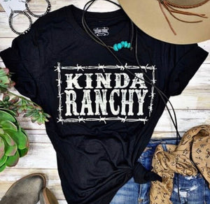 The Kinda RAnchy Tee