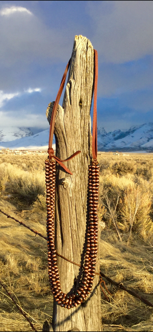 The Newman Navajo Pearl Necklace