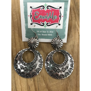Southwest Circle Earrings