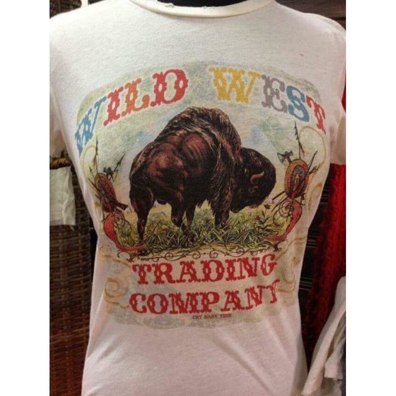 The Wild West Trading Tee