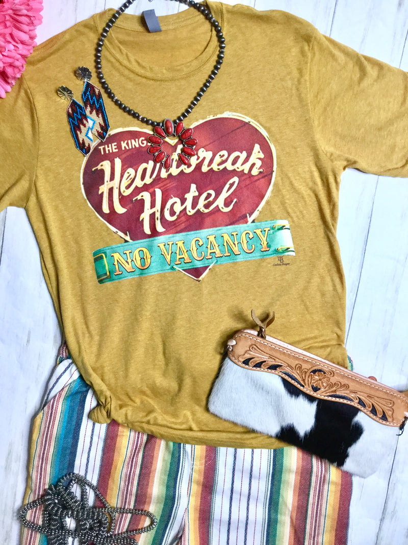The HeartBreak ❤️ Hotel Retro Tee
