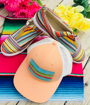 The Golconda Serape Slip On