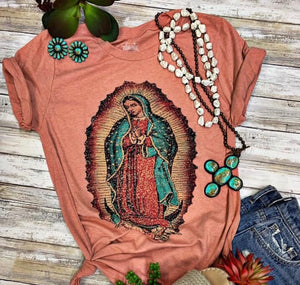 The Lady of Guadalupe Tee