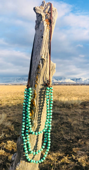 The Colorado Crystal Necklace