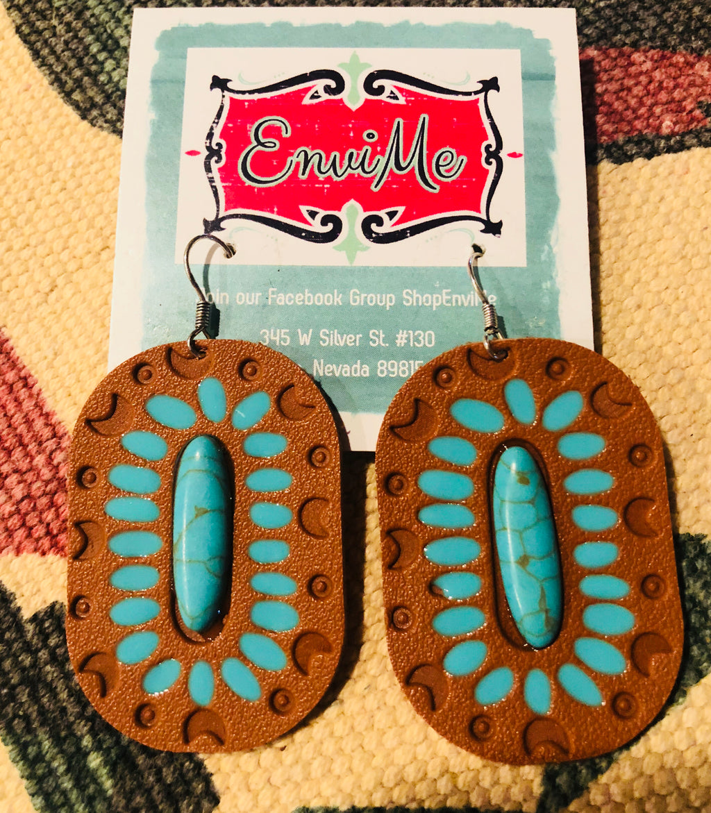 The Oneida Southwest Earring