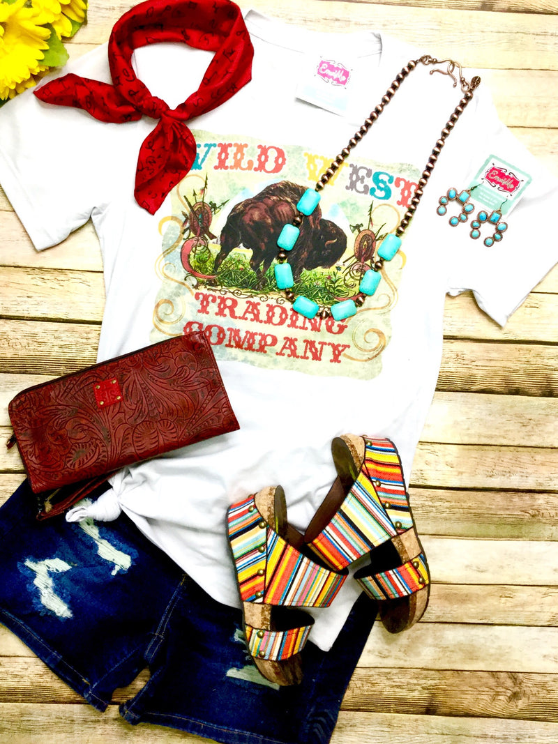 The Buffalo Trading Post Tee