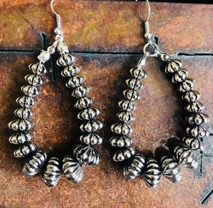 The Longmont Southwest Bead Earrings