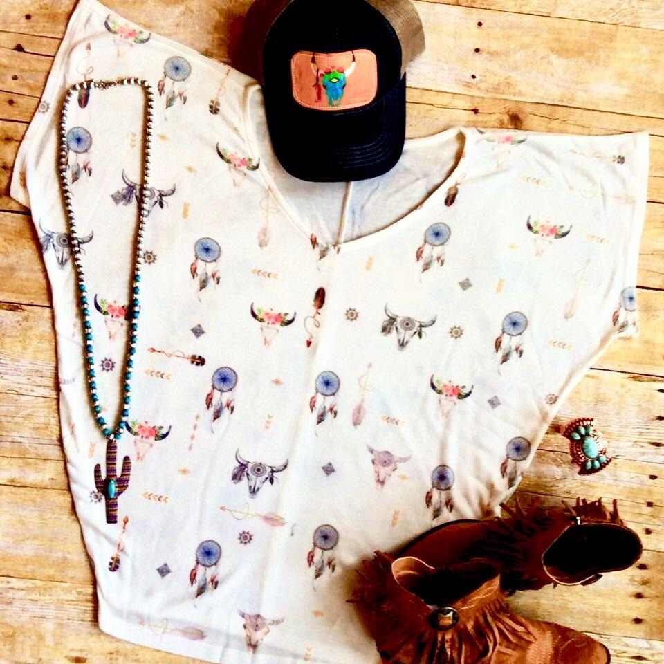 Cowboys and Indians T