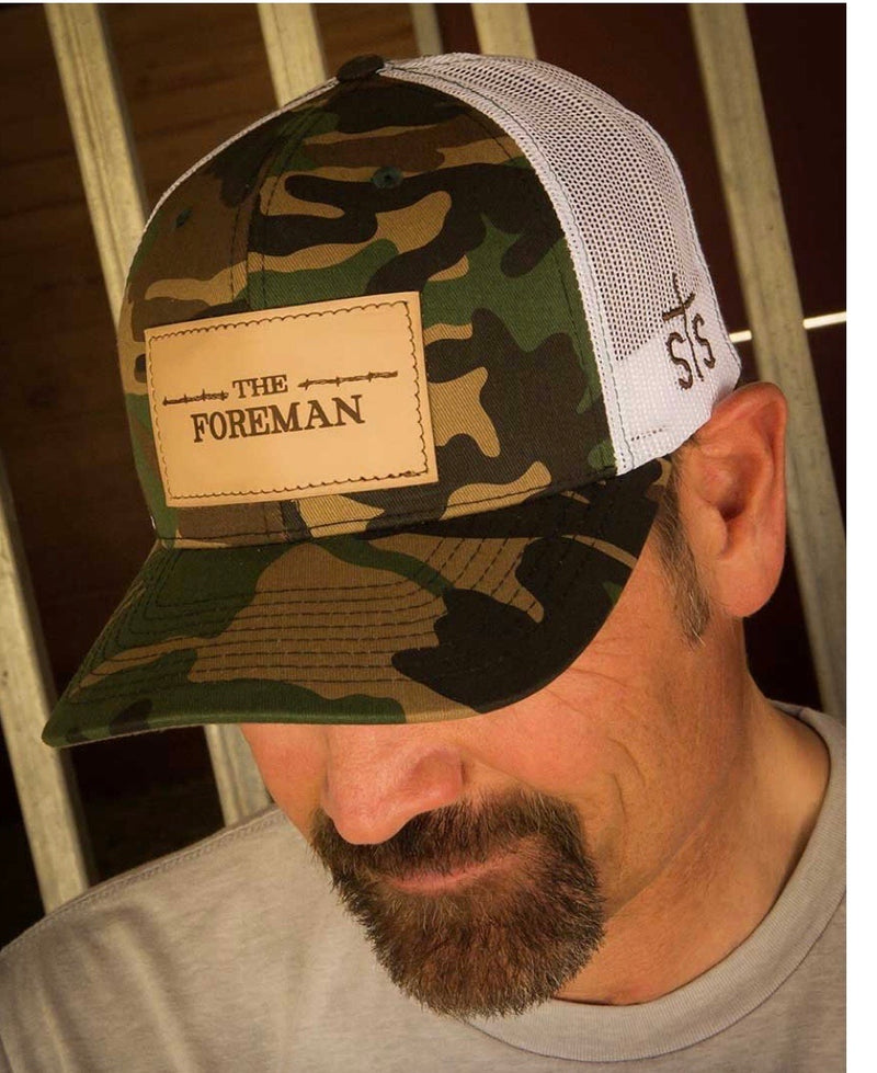 STS Ranch Foreman Cap
