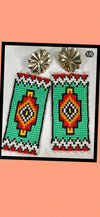 The San Juan Beaded Earrings