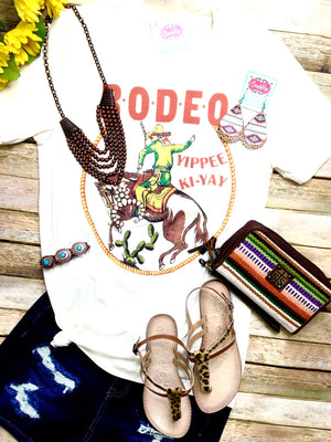 The Go Rodeo Tee