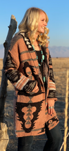 The Dutton Ranch Chenille Cardigan