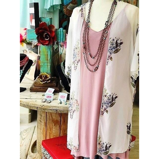 The Tuscarora Tank Dress