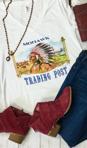 The Mohawk Trading Post Tee