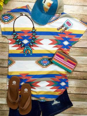 The Tahoe Tribal Top