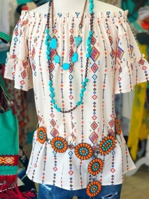 The Laramie Tribal Top
