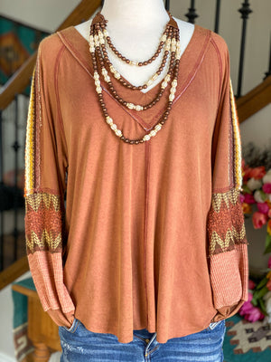 The Clay Hildago Top