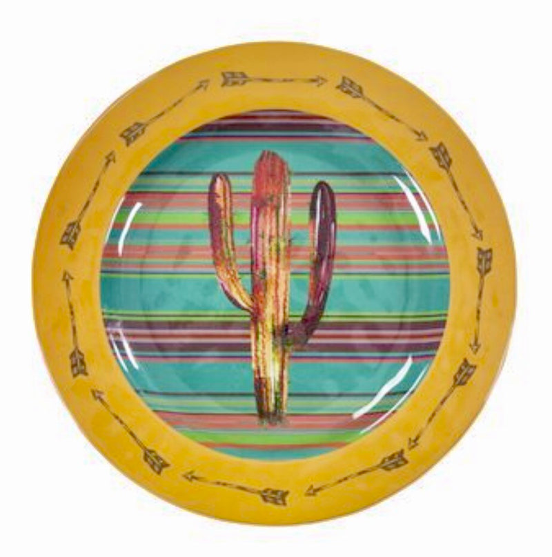 Southwest Cactus Dinner Plate
