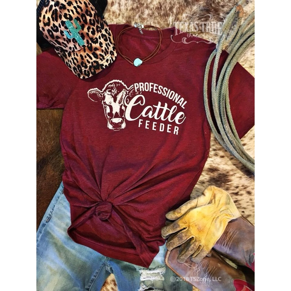 Cattle Feeder Tee