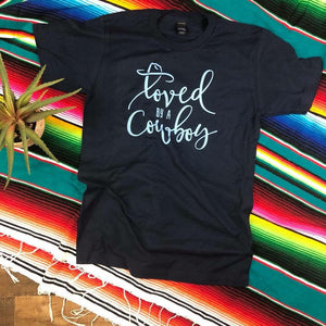 Loved By A Cowboy T