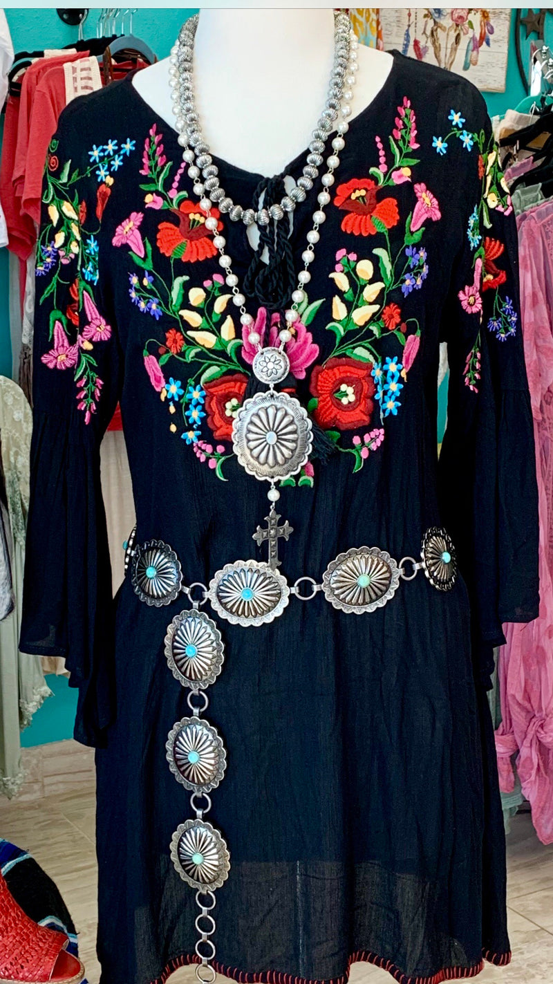The Saltillo Embroidered Tunic