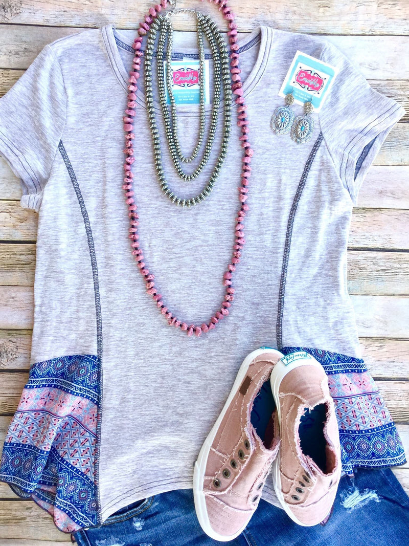 The Boho Beach Top