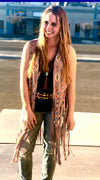 The Atoka Fringe Southwest Vest
